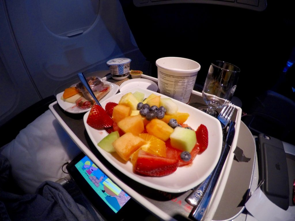 Air Canada AC548 Vancouver Newark 7