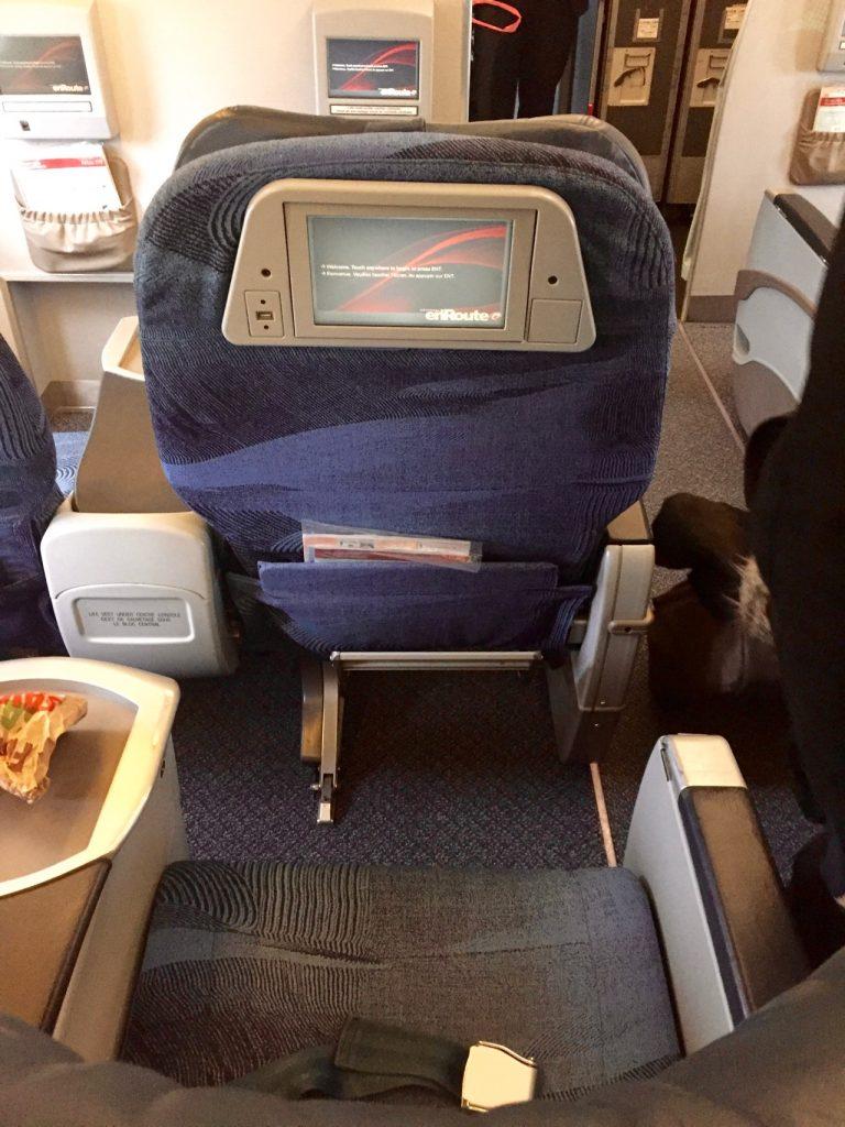 Air Canada AC548 Vancouver - Newark (2)