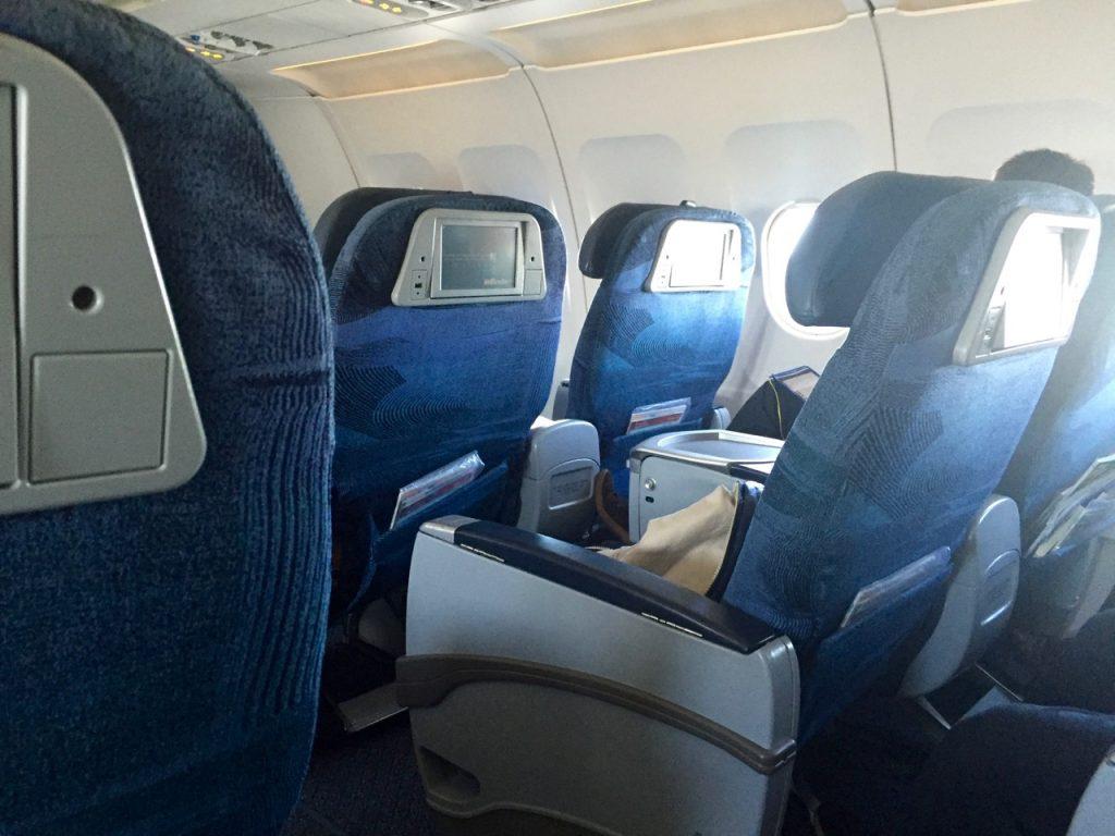 Air Canada AC548 Vancouver - Newark (1)
