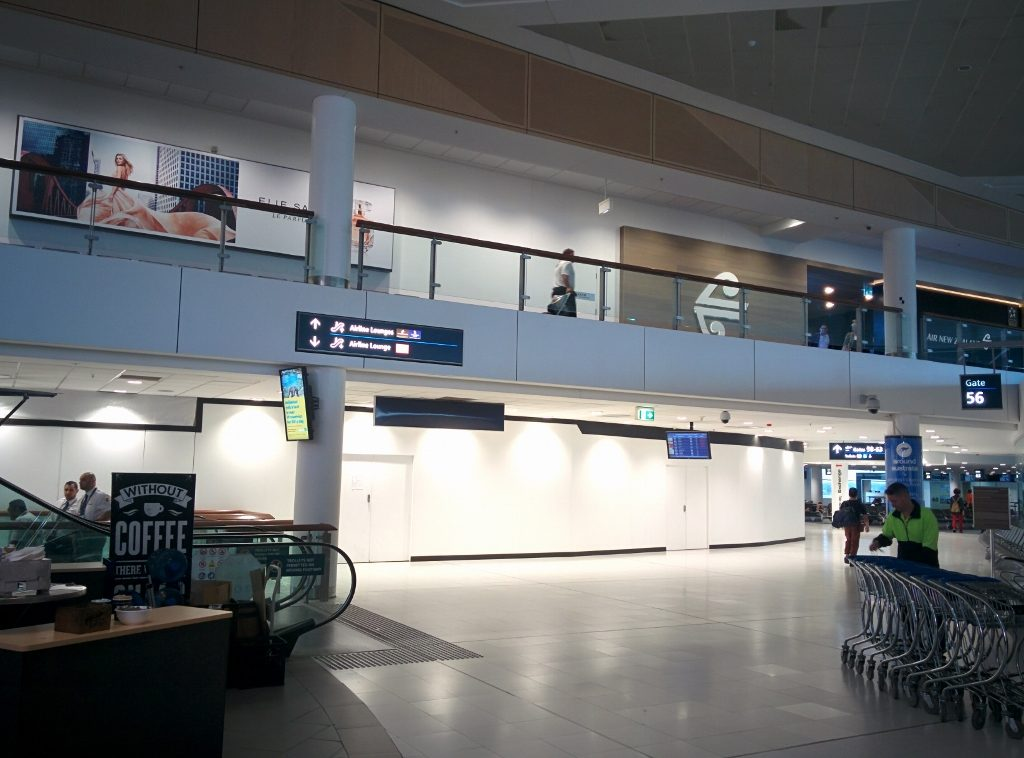 Sydney Air NZ Lounge 1