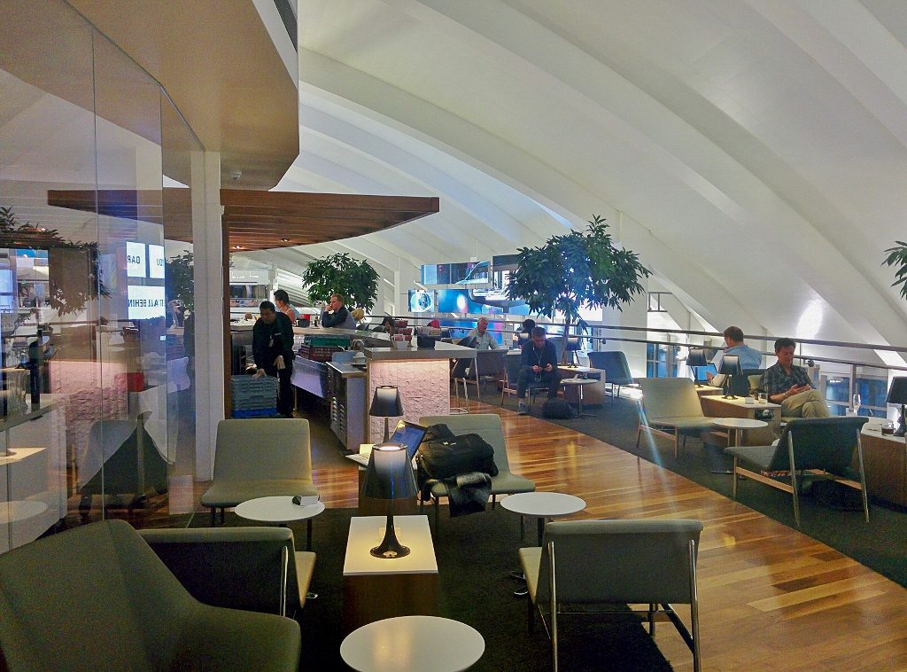 LAX Star Alliance Lounge | Point Hacks
