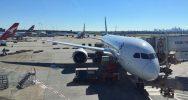 LATAM 787 in Sydney Airport