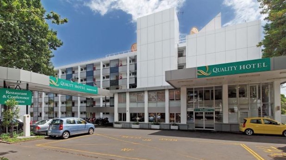 Quality Hotel Parnell Auckland