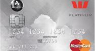 Westpac NZ Airpoints Platinum Mastercard