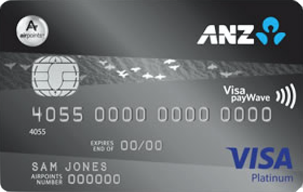 Anz airpoints credit card guide point hacks nz anz are offering 0 annual fee for the first year with the anz airpoints visa platinum the card comes with waived joining fees for koru club membership reheart Images