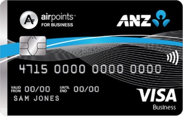 Guide to the anz visa business airpoints point hacks nz the anz visa business airpoints card is targeted towards sme business owners and allows you to earn airpoints dollars on business spend reheart Gallery