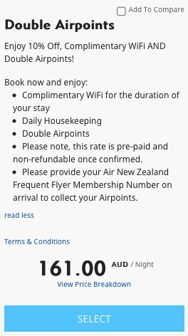Oaks-promo-airpoints