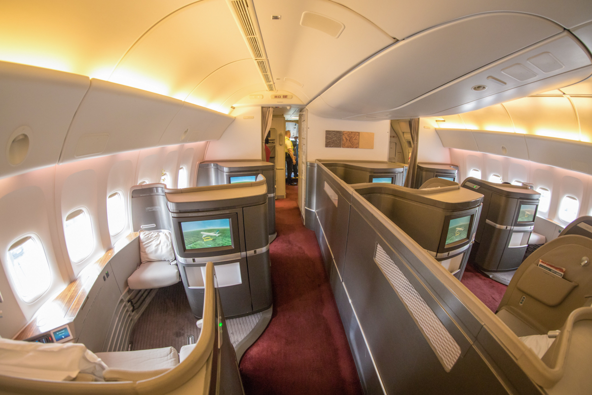 Is First Class Worth The Premium Over Business And Economy