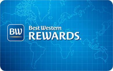 Best Western Blue Status