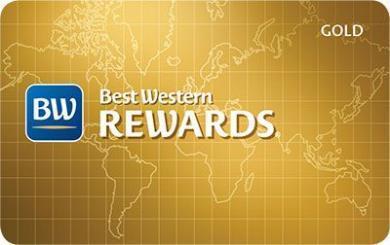 Best Western Gold Status