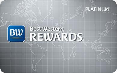 Best Western Platinum Status