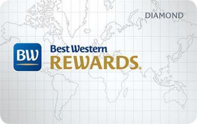 Best Western Diamond Status