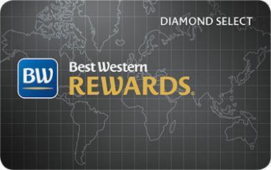 Best Western Diamond Select Status