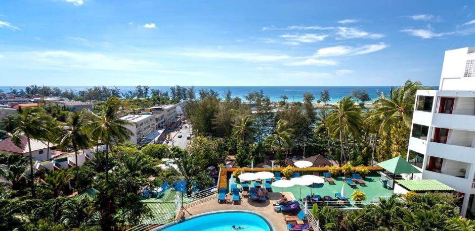 Phuket Ocean Resort Thailand