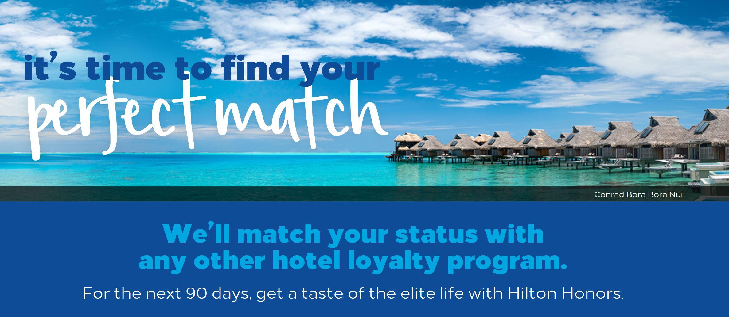 Hilton Honors Current Status Match Offers Point Hacks