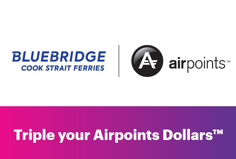 Bluebridge-Cook-Ferry-Airpoints-Offer