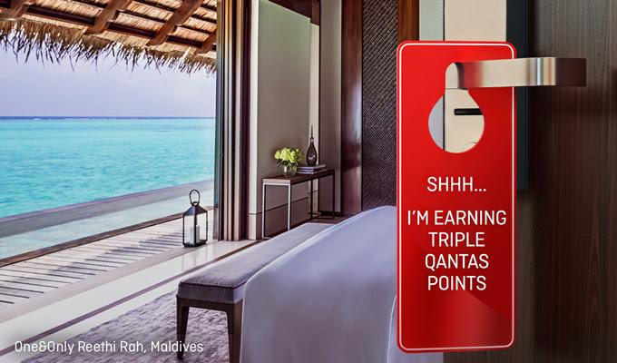 Qantas Hotels promo