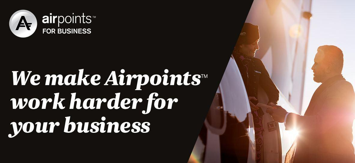 Airpoints for Business | Point Hacks