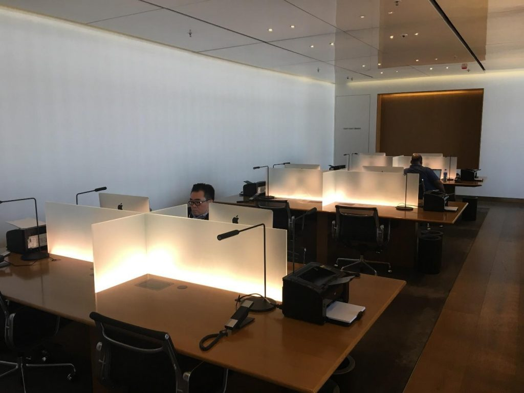 Cathay Pacific The Bridge - The IT Zone
