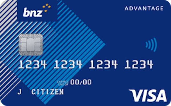 0597d5f3776 500 Fly Buys points or  75 cash back for new Card Members with BNZ Advantage  Visa Classic