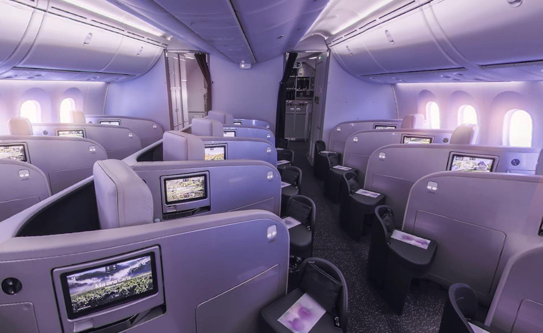 Air New Zealand 787