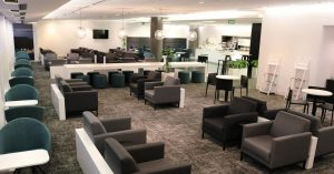 Air New Zealand Wellington International Lounge | Point Hacks