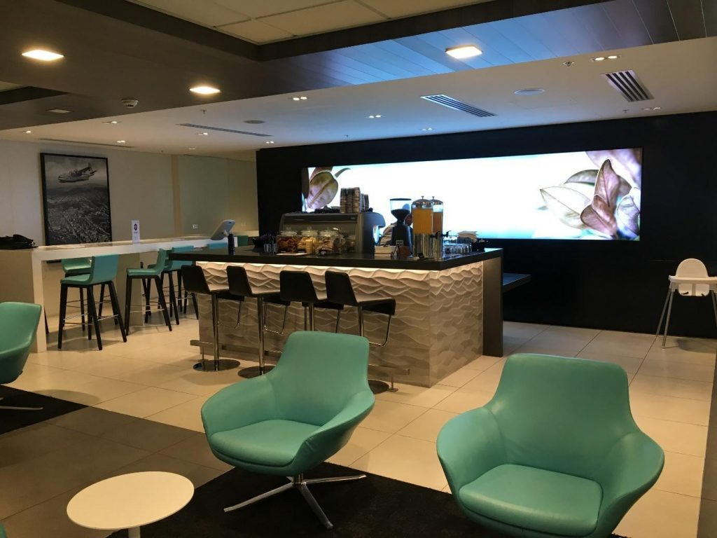 Air New Zealand Wellington Regional Lounge review | Point Hacks