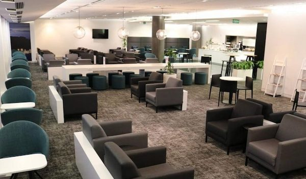 Air New Zealand International Lounge Wellington review | Point Hacks