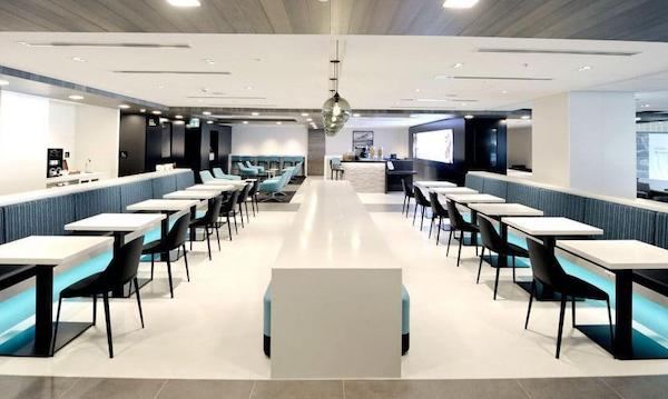 Air New Zealand Regional Lounge Wellington | Point Hacks