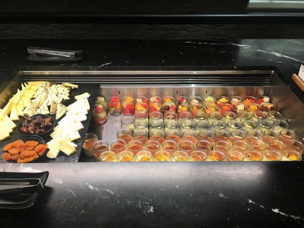 Strata Lounge Auckland overview - dessert   Point Hacks
