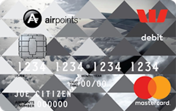 Guide to the Westpac Airpoints Debit Mastercard - Point Hacks NZ