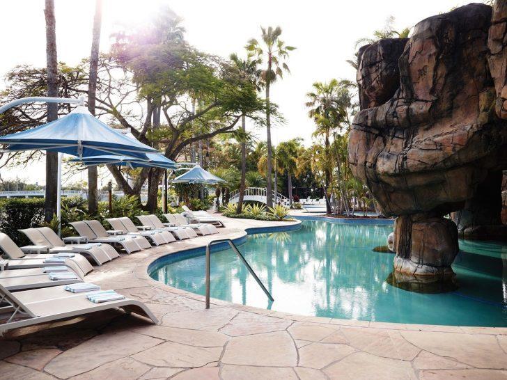 Marriott Resort Surfers Paradise pool