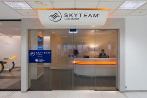 Skyteam Lounge Sydney