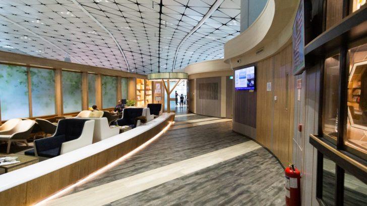 Club Autus Hong Kong Lounge