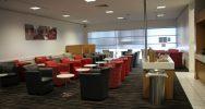 Rockhampton Qantas Regional Lounge