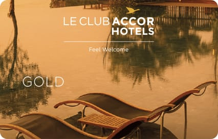 Le Club AccorHotels Gold
