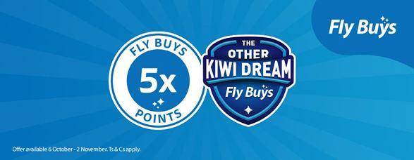 Fly Buys Europcar Promo Banner