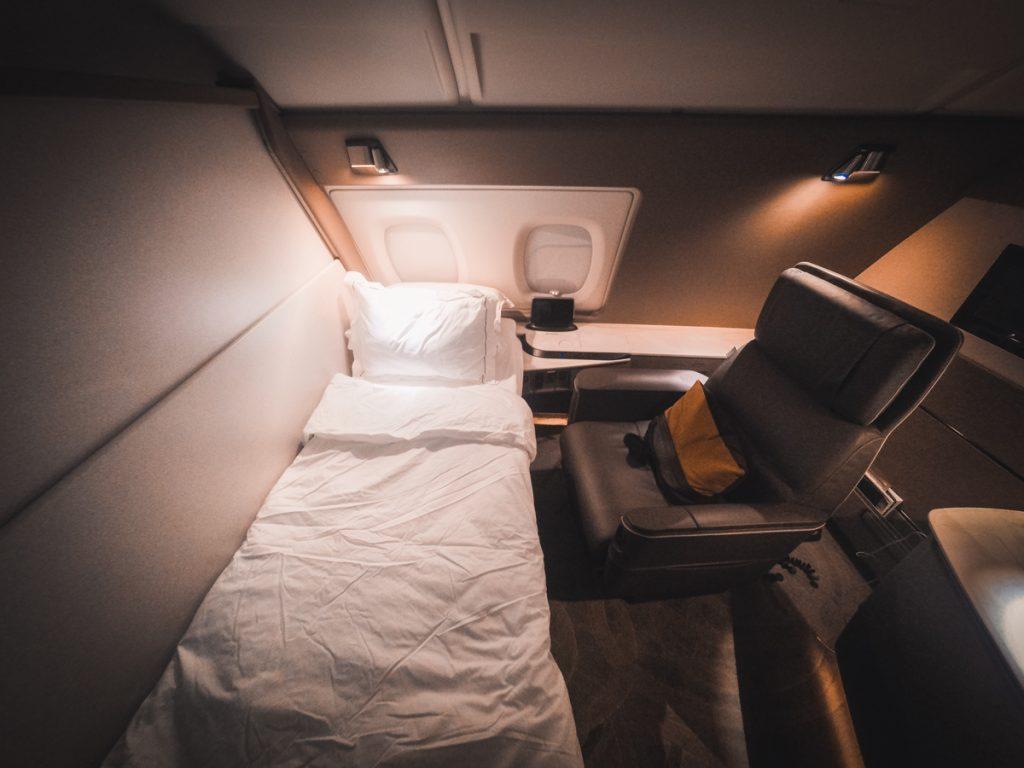 A380 New Suites Class