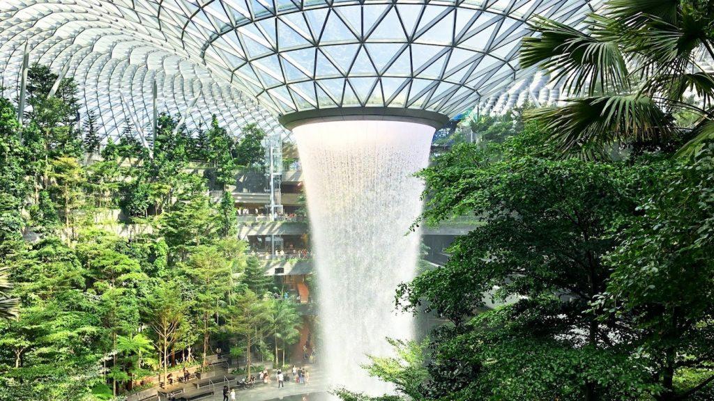 Jewel Changi Airport Vortex